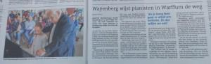 artikel masterclass wayenberg dvhn2017